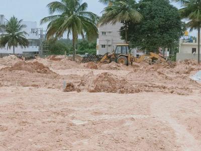 1350 Sq.ft Residential Plot for Sale in R.K. Hegde Nagar, Bangalore