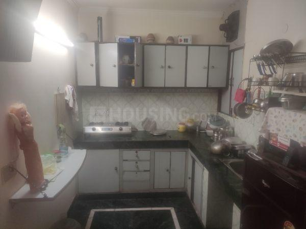 Kitchen Image of 1150 Sq.ft 2 BHK Independent Floor for rent in Sant Nagar for 20000