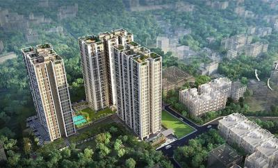 Gallery Cover Image of 739 Sq.ft 2 BHK Apartment for buy in Vinayak Vista, Lake Town for 6300000