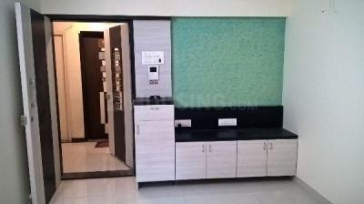 Gallery Cover Image of 615 Sq.ft 1 BHK Apartment for buy in Thane West for 8500000