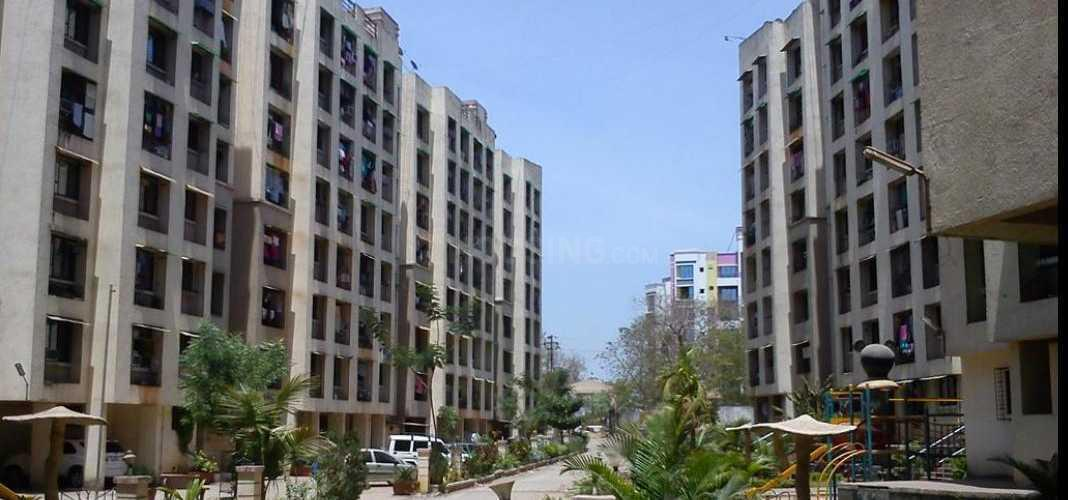 Building Image of 975 Sq.ft 2 BHK Apartment for rent in Kumbharkhan Pada for 11000