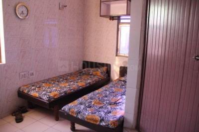 Bedroom Image of Economy PG @ Prime Location in Ghatlodiya
