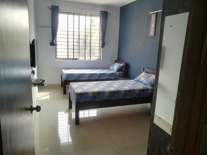नागवारा में गोपु होम स्टे में बेडरूम की तस्वीर