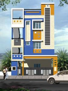 Gallery Cover Image of 1600 Sq.ft 3 BHK Independent House for buy in Lakshmipura for 6500000