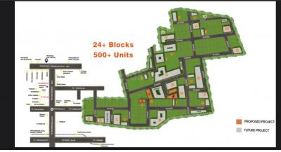 Gallery Cover Image of 438 Sq.ft 1 BHK Apartment for buy in Kamatchi Vasantham Nagar, Vadekkal for 1400000