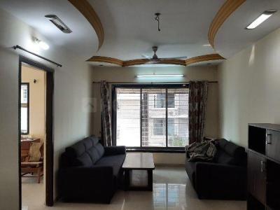Gallery Cover Image of 1080 Sq.ft 3 BHK Apartment for rent in Rajesh Raj Galaxy 1, Santacruz East for 75000