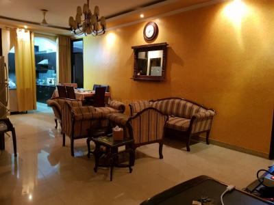 Gallery Cover Image of 1500 Sq.ft 3 BHK Independent Floor for rent in Saket for 34000