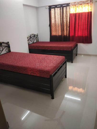 अंधेरी ईस्ट में योगेश बाबर के बेडरूम की तस्वीर