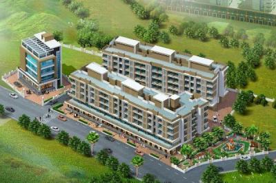 Gallery Cover Image of 680 Sq.ft 2 BHK Apartment for buy in Parshv Elite Phase I, Boisar for 2476000