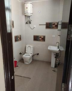 Bathroom Image of Happy Living PG in Sector 27