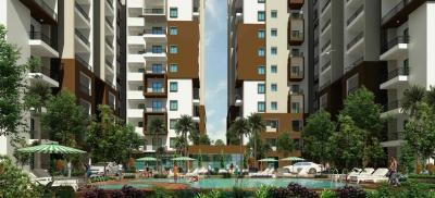 Gallery Cover Image of 1414 Sq.ft 2 BHK Apartment for rent in Whitefield for 22000