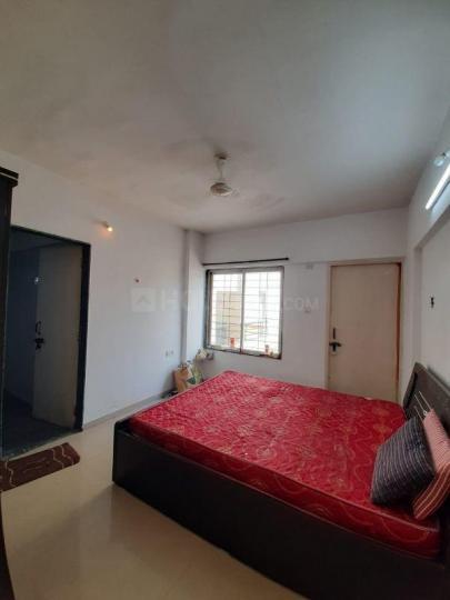 Bedroom Image of 950 Sq.ft 2 BHK Apartment for buy in Vishal Leela Residency, Kharadi for 7200000