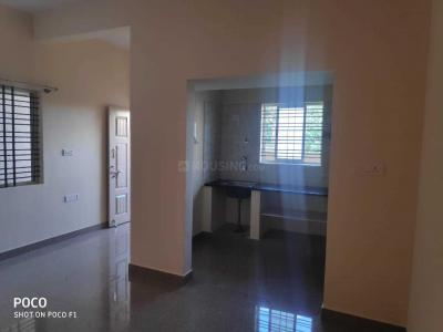 Gallery Cover Image of 600 Sq.ft 1 RK Independent Floor for rent in Bommasandra for 8500