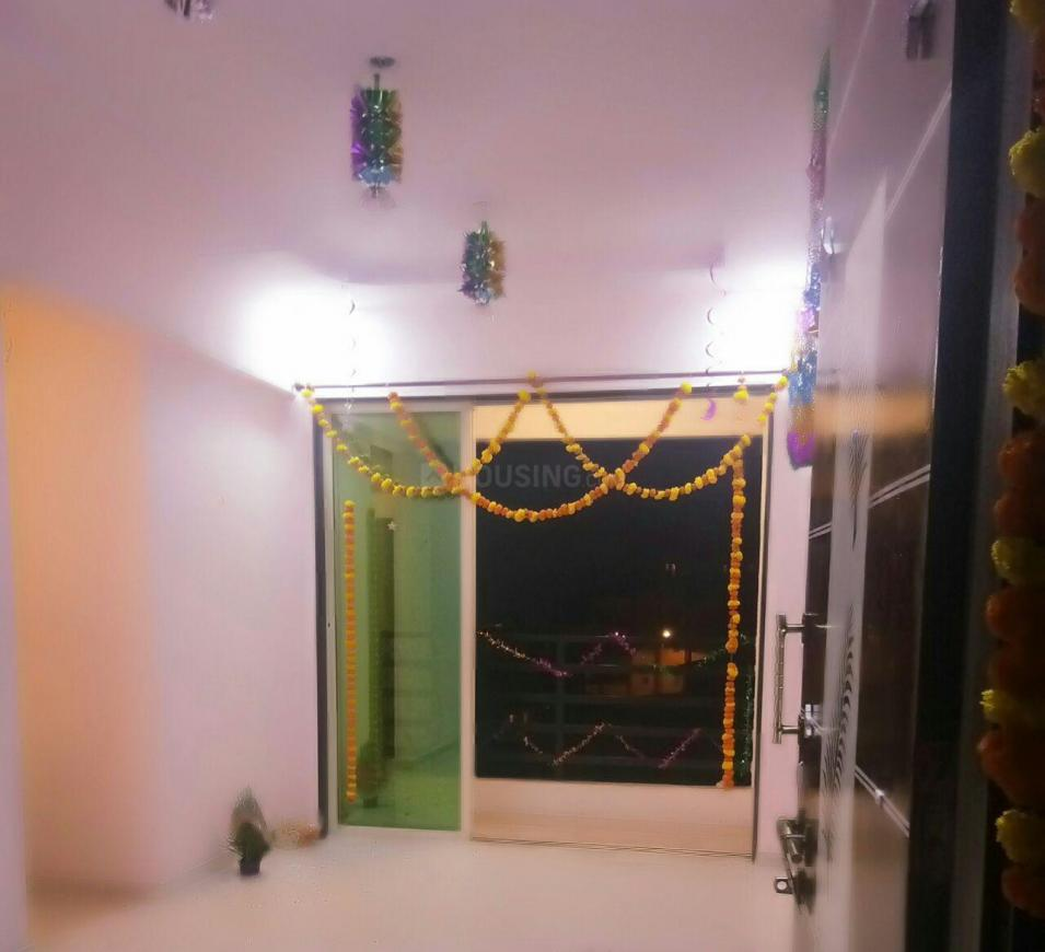 Living Room Image of 625 Sq.ft 1 BHK Apartment for buy in Ambivli for 3300000