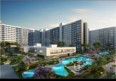 Gallery Cover Image of 680 Sq.ft 1 BHK Apartment for buy in Adarsh Greens, Kogilu for 3500000