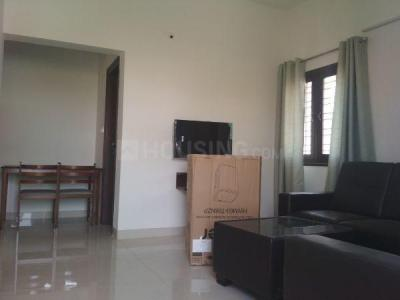 Gallery Cover Image of 750 Sq.ft 1 BHK Independent Floor for rent in HSR Layout for 28000