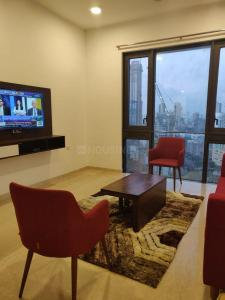 Gallery Cover Image of 1100 Sq.ft 3 BHK Apartment for rent in Worli for 95000