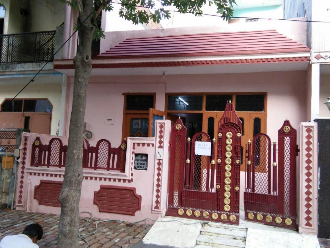 Building Image of 750 Sq.ft 2 BHK Independent House for buy in Phi II Greater Noida for 4700000