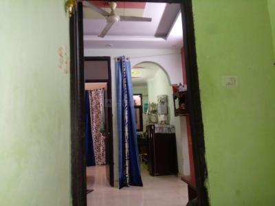 Living Room Image of 520 Sq.ft 2 BHK Independent Floor for rent in Mahavir Enclave for 8500