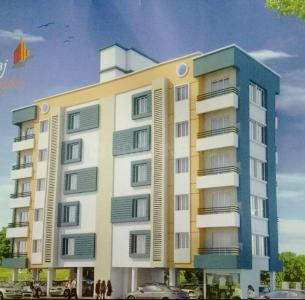 Gallery Cover Image of 510 Sq.ft 1 RK Apartment for buy in Shivane for 1900000