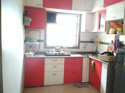 Gallery Cover Image of 690 Sq.ft 1 BHK Apartment for buy in Thane West for 7500000