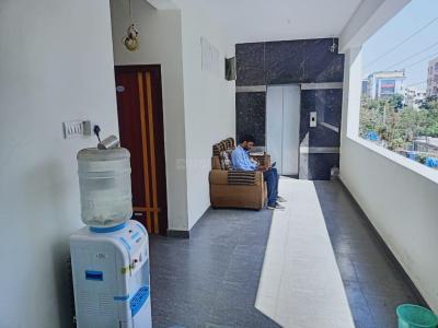 Balcony Image of Vr Luxury Men's Hostel & PG in Madhapur