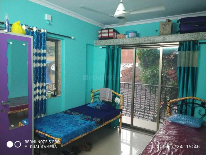 गोरेगांव वेस्ट में वैंटेज होम्स पीजी में बेडरूम की तस्वीर