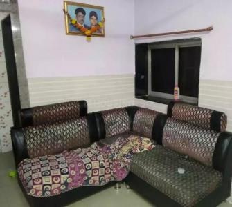 Gallery Cover Image of 500 Sq.ft 1 BHK Apartment for rent in Nerul for 13500