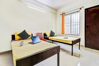 Bedroom Image of Oyo Life Blr1901 Sarjapur Main Rd in Kasavanahalli