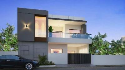 Gallery Cover Image of 1099 Sq.ft 1 BHK Independent House for buy in Premier Krishnaraja Avenue, Tambaram for 5800000
