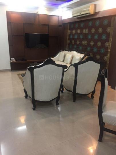 Living Room Image of 1600 Sq.ft 3 BHK Apartment for rent in Mukundapur for 55000