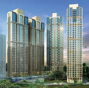 Gallery Cover Image of 602 Sq.ft 1 BHK Apartment for buy in Orchid Tower, Kanjurmarg West for 8800000