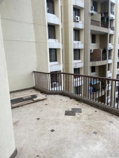 Balcony Image of 2200 Sq.ft 3 BHK Apartment for buy in Goel Satellite, Wanowrie for 25000000