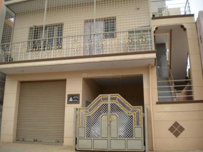 Gallery Cover Image of 800 Sq.ft 1 BHK Independent House for rent in Rayasandra for 11000