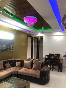 Gallery Cover Image of 1500 Sq.ft 3 BHK Apartment for buy in Dhakoli for 6600000