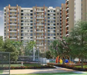 Gallery Cover Image of 1035 Sq.ft 2 BHK Apartment for buy in Ramky One Karnival, Electronic City for 4410000