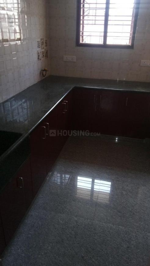 Kitchen Image of 720 Sq.ft 2 BHK Independent House for rent in K Channasandra for 9000