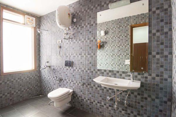 Bathroom Image of Paradise Resort Look Apartments in Sector 23A