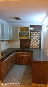 Gallery Cover Image of 1125 Sq.ft 3 BHK Independent Floor for rent in East Of Kailash for 40000