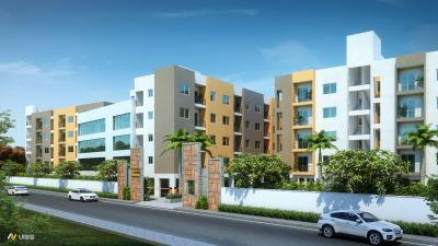 Gallery Cover Image of 480 Sq.ft 1 BHK Apartment for buy in Jubliee Residences, Moolakazhani for 1600000