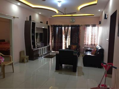 Gallery Cover Image of 1200 Sq.ft 2 BHK Apartment for rent in Murugeshpalya for 28000