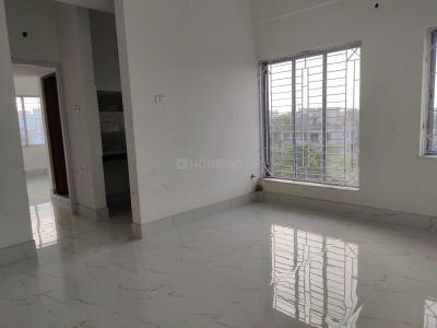 Gallery Cover Image of 1000 Sq.ft 2 BHK Apartment for rent in New Town Society, New Town for 15000