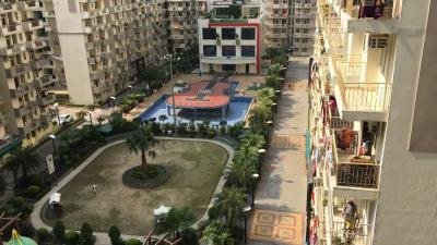 Gallery Cover Image of 1000 Sq.ft 2 BHK Apartment for rent in KW Srishti ( Phase-II ), Raj Nagar Extension for 9000