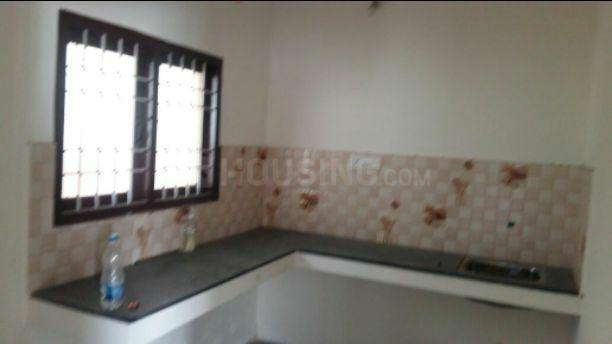 Kitchen Image of 400 Sq.ft 1 RK Apartment for rent in Perungudi for 8000