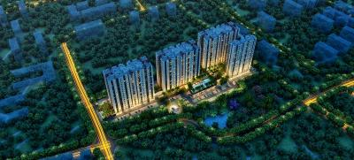 Gallery Cover Image of 869 Sq.ft 2 BHK Apartment for buy in The Ace , Perungudi for 7499999