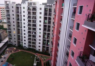Gallery Cover Image of 619 Sq.ft 1 BHK Apartment for rent in Mahalunge for 14999