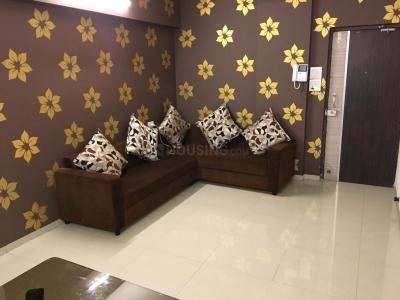 Gallery Cover Image of 1145 Sq.ft 3 BHK Apartment for rent in Thane West for 38000