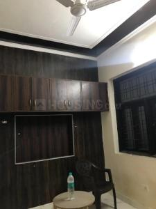 Gallery Cover Image of 350 Sq.ft 1 RK Independent Floor for rent in Chhattarpur for 5500