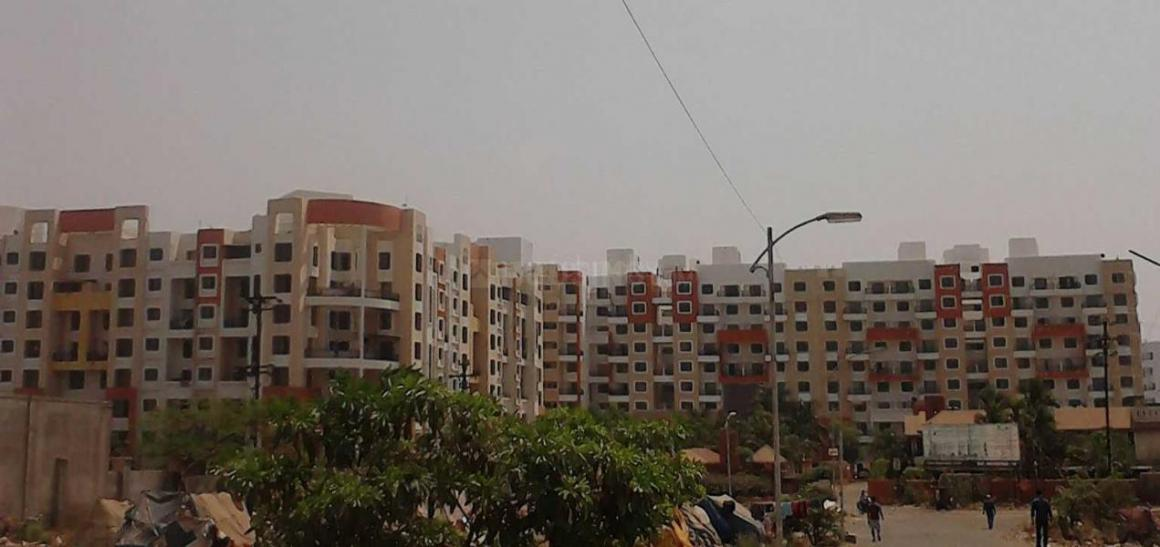 Building Image of 900 Sq.ft 2 BHK Apartment for rent in Hadapsar for 12000