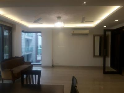 Gallery Cover Image of 2850 Sq.ft 4 BHK Apartment for rent in Green Park for 250000